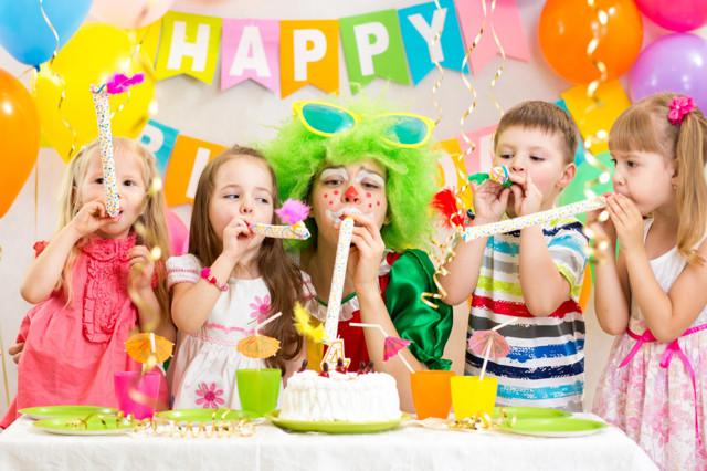 Идея бизнеса - организация детских праздников