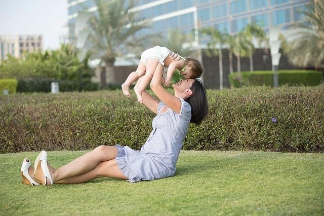 Алименты на мать ребенка до 3 лет