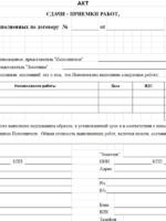 Договор подряда с физическим лицом: порядок оформления и учет выплат